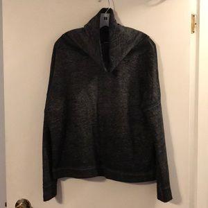Caslon shades of gray sweatshirt